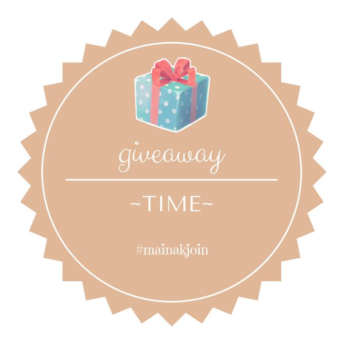 Giveaway Busyra Takiyudin: Saya nak Shopping Credit RM1000!!