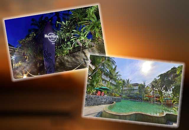 Hotel dan Penginapan di Pantai Kuta Bali
