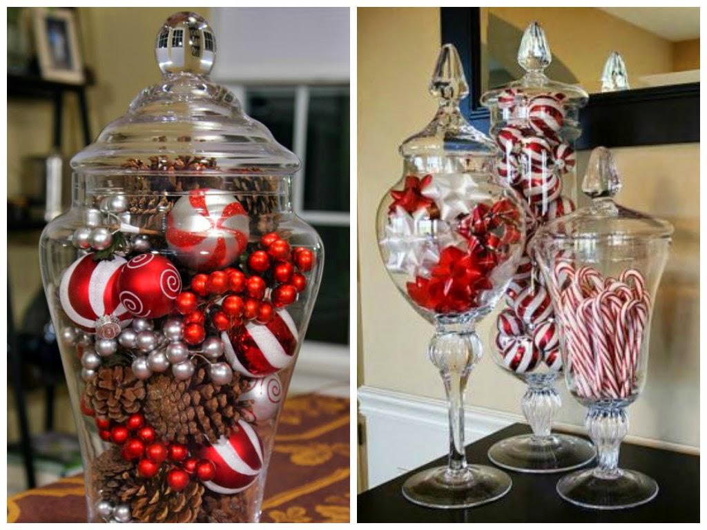 Navidad como hacer esferas navide as adornos navide os for Decoraciones navidenas para hacer en casa