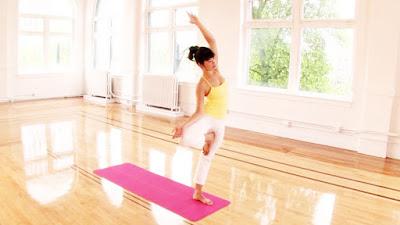 Thảm tập yoga đảm bảo an toàn vệ sinh
