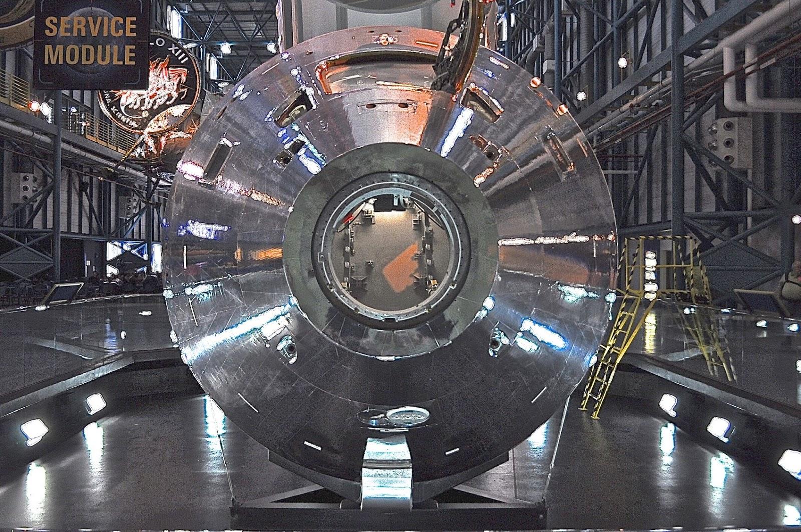 apollo spacecraft command module - photo #14
