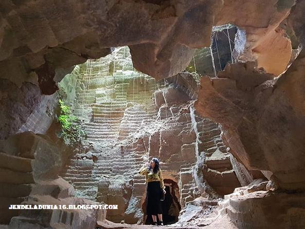 Bukit Kapur Madura, Objek Wisata Bukit Kapur Yang Mirip Seperti Di Negara Yordania