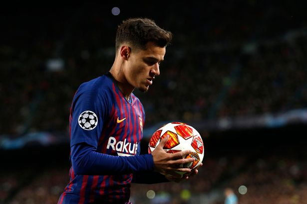 Philippe Coutinho: Blunder Barcelona?