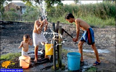 Khắc phục đạt tiêu chuẩn hệ thống xử lý nước thải - Tăng cường công tác quản lý khai thác nước ngầm
