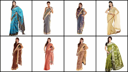 Saree Festival : The endless zephyr of beauty