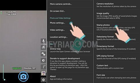 Cara Menampilkan Timestamp Pada Foto Kamera Android