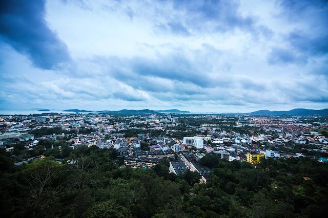 Rang Hill @ Phuket Town Thailand!