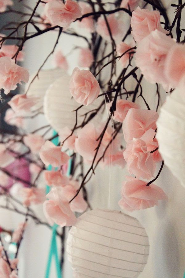 The Beauty of a Cherry Blossom Wedding Theme