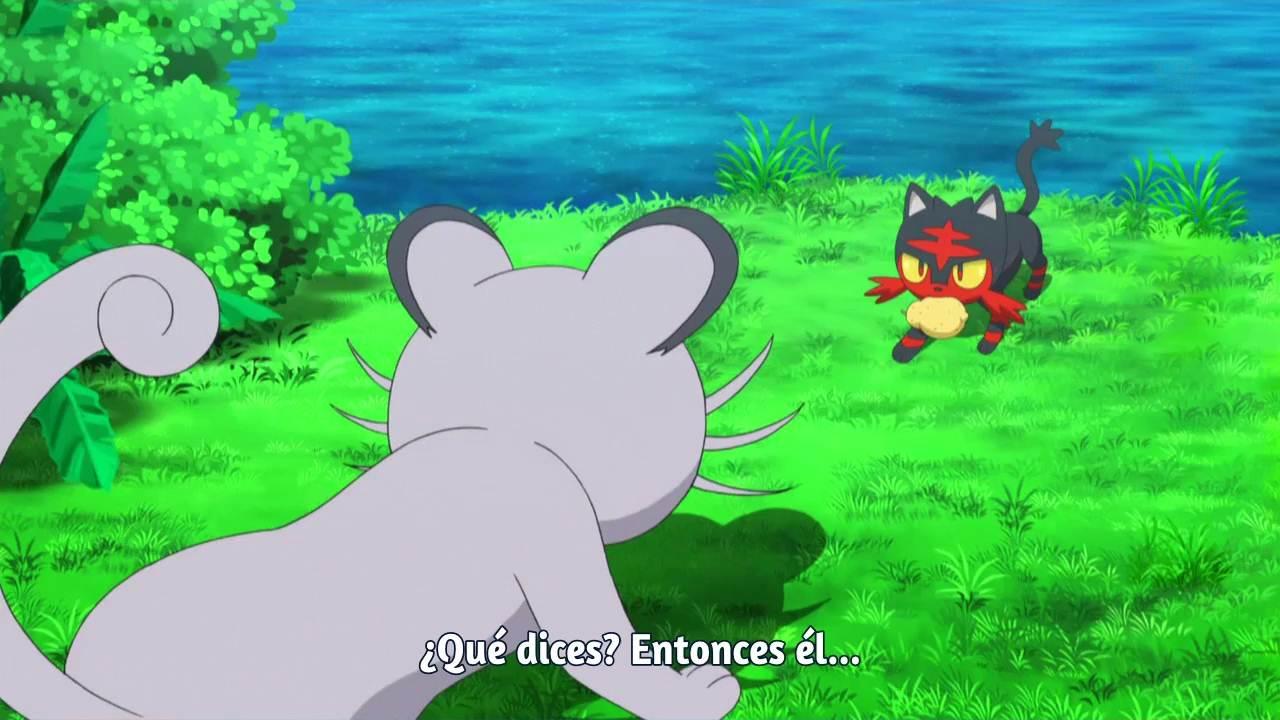 Pokemon Sol y Luna cap 7 Sub Español