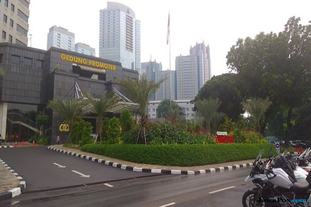 Dijaga Ketat, Kapolri dan Panglima TNI Gelar Pertemuan Tertutup