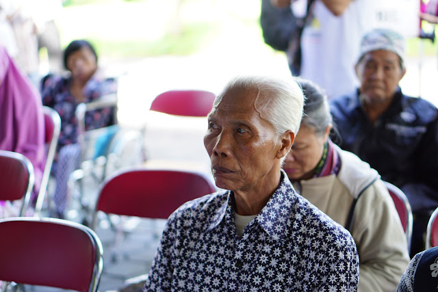 Melihat (Kembali) Dunia Berkat Yayasan Dharmais