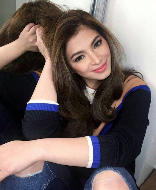 Angel Locsin Looks Fierce With Her Perfectly Matte Lipstick!