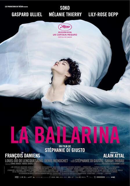Cartel: La bailarina (2016)