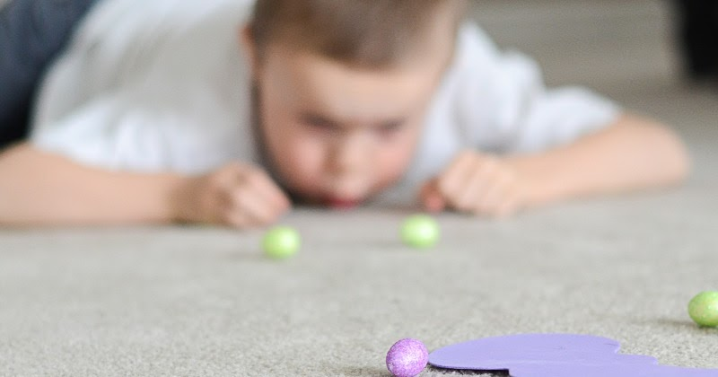 Easter Oral Motor Activity For Kids And Next Comes L