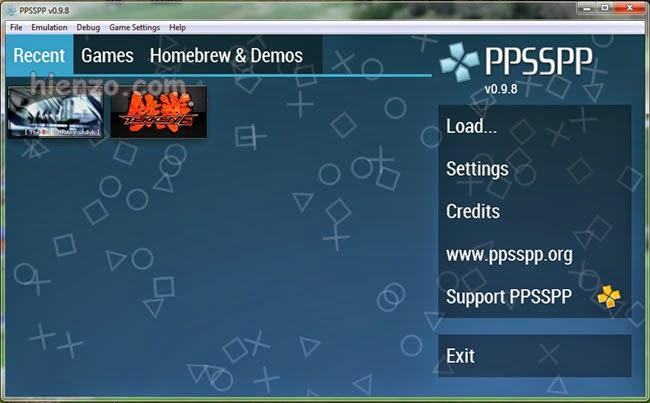 PPSSPP v0.9.8