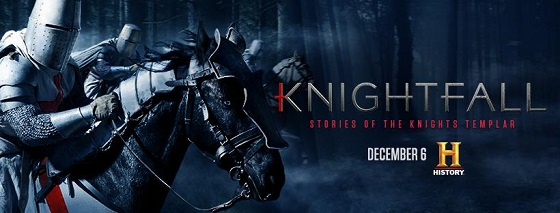 Risultati immagini per knightfall banner