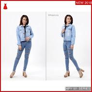 HPY181L83 Lady Jeans Anak Jaket Murah BMGShop