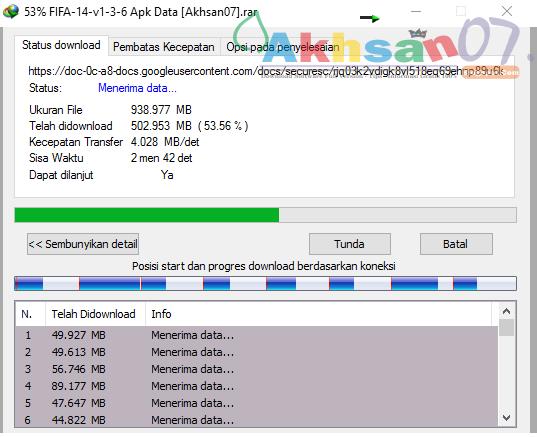 Software ini membantu kita untuk mempercepat dalam mendownload banyak sekali macam File bahkan Internet Download Manager 6.30 build 6 (IDM) Terbaru Final Full Version