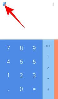 calculator me app hide kaise kare