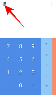 calculator me app hide kaise kare