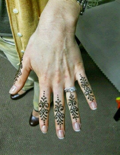 Latest Beautiful Mehndi Design