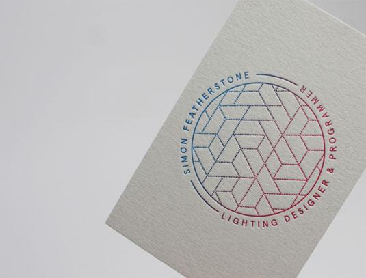 tips cara mendesain merancang membuat contoh kartu nama business card perusahaan portofolio sampel karya bagus keren kreatif percetakan digital printing offset berapa harga per box finishing sablon jenis kertas macam ukuran bahan fotocopy laminating desainer grafis proses tahapan tutorial aplikasi apa kesalahan persiapan