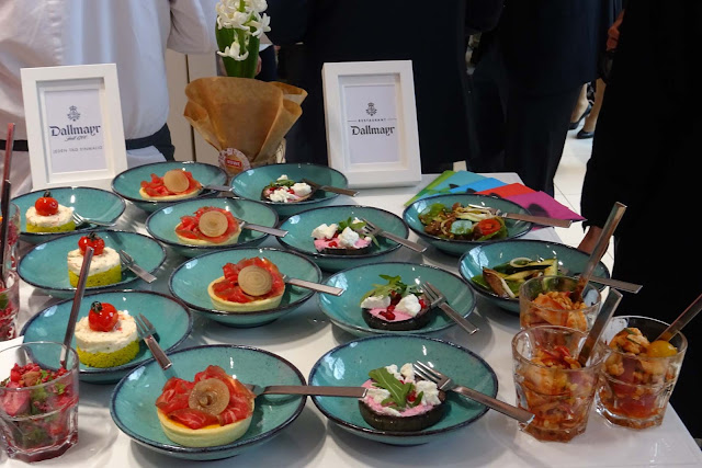 Delis Food Konzept vom Dallmayr Delikatessenhaus