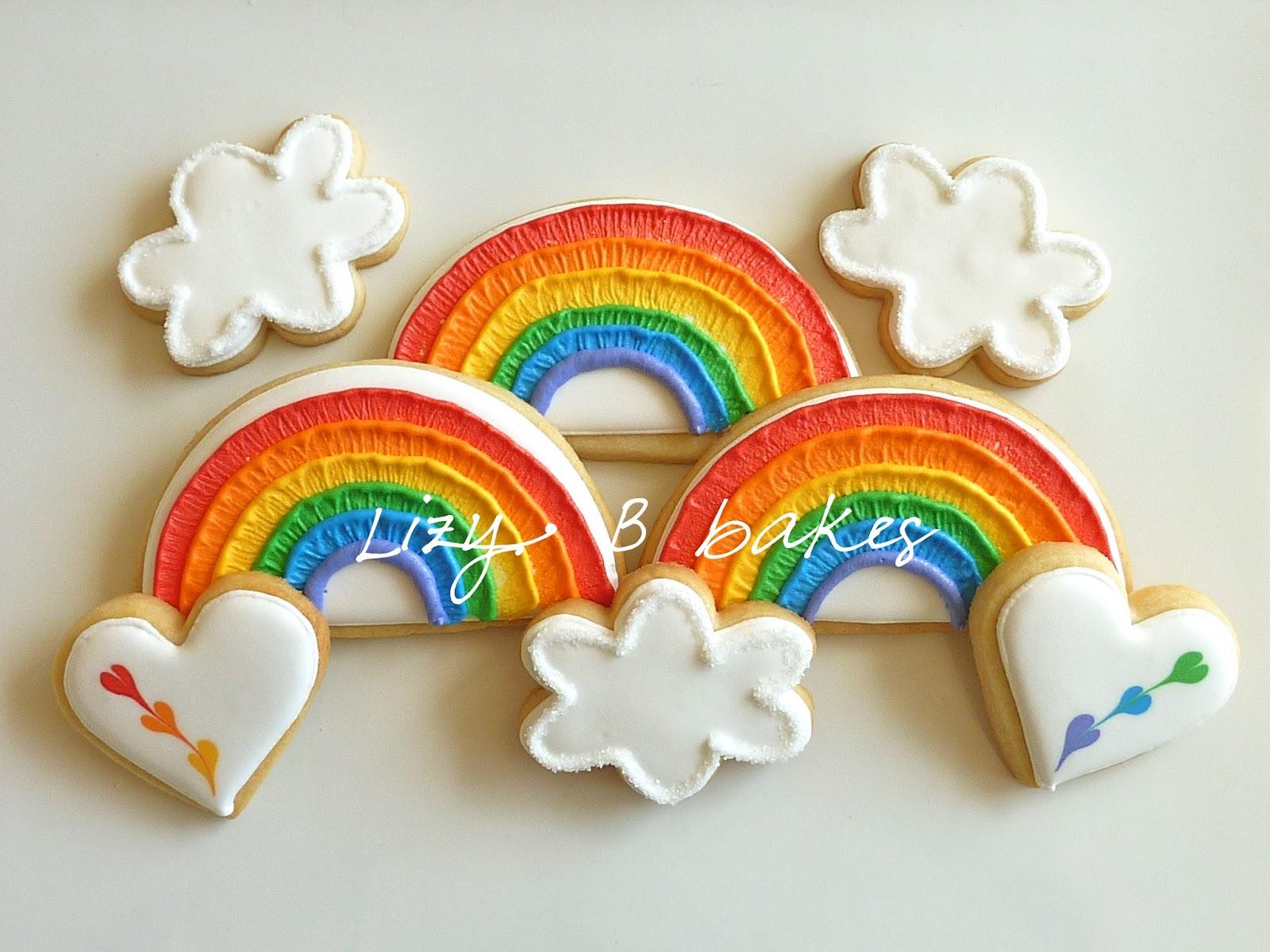 Rainbow Cake Recipe Joy Of Baking: {love This} ROYGBIV