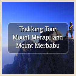 Trekking tour Merapi Merbabu