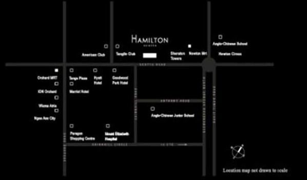Hamilton Scotts Location