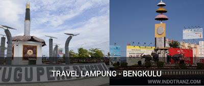Travel Bengkulu - Lampung - Bengkulu PP
