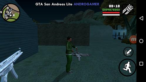 تحميل لعبة جاتا سان gta san andreas بحجم صغير للاندرويد برابط واحد مباشر