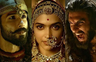 Padmavat film earned so many million at the box office