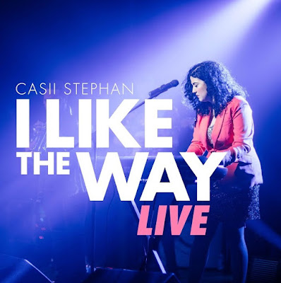 Casii Stephan Unveils Live Video For New Single 'I Like the Way'