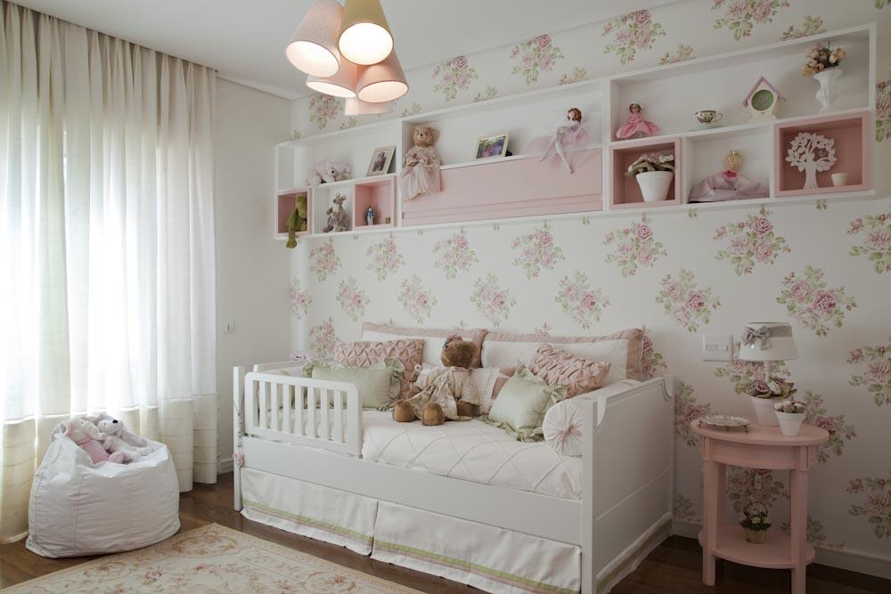 Bricolage e decora o decorar quartos de menina com papel - Papel para decorar paredes ...