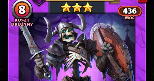 max karta OBERON   Bohater mroczny   fioletowy   MAX   info karta   Empires  max karta