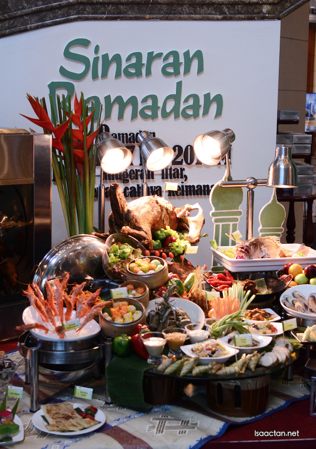 Sinaran Ramadan Buffet Preview @ Grand Blue Wave Hotel Shah Alam