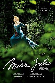 La señorita Julia(Fröken Julie (Miss Julie))
