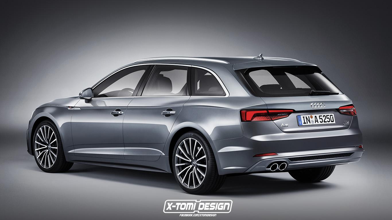 X Tomi Design Audi A5 Avant