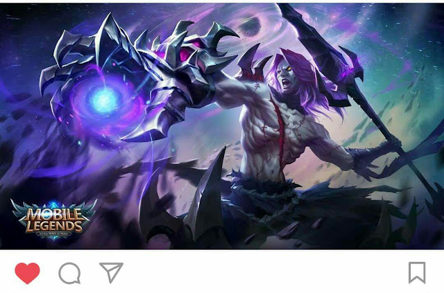 New Mobile Legends Hero Announced on Instagram