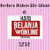 Kamu Yang Senang Belanja Online, Mau Tahu  Situs Online Dengan Diskon Gila-Gilaan di Harbolnas 1212