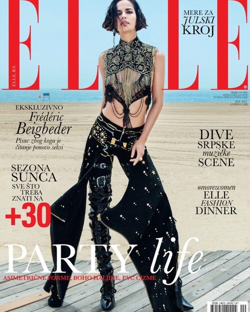 ASSISTANT STYLIST: ELLE SERBIA