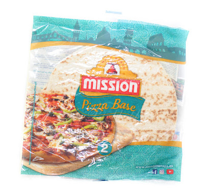 Mision Foods base pizza