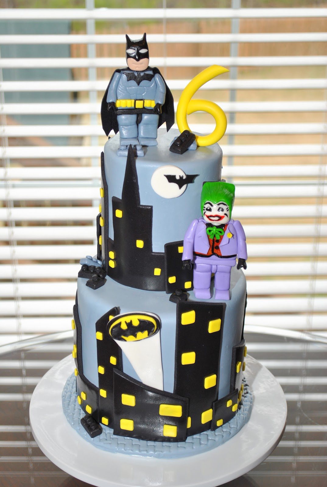 Hope S Sweet Cakes A Big Ole Tractor And Batman Cake