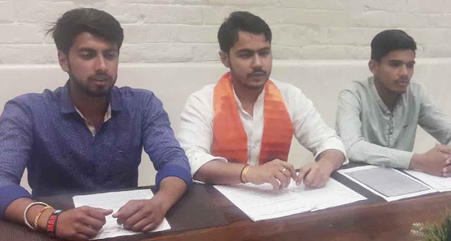 The government will otherwise conduct ABVP to hold its intention on the student union election.