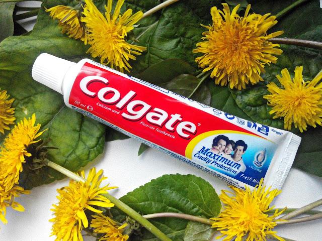"""Colgate Maximum Cavity Protection Зубная паста с фтором """"Максимальная защита от кариеса"""""""