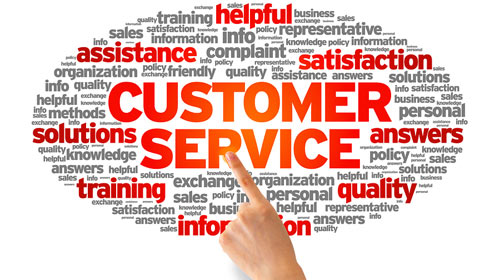 collecting career skills three golden words good customer service