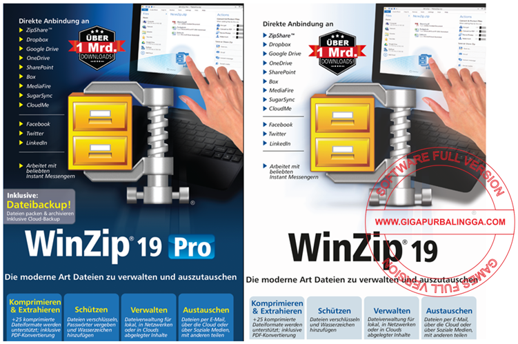 Winzip Software free. download full Version With Key