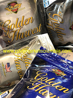 Golden Harvest Loose Pipe and Cigarette Tobacco In Pars Market 9400 Snowden River Parkway Columbia Maryland 21045