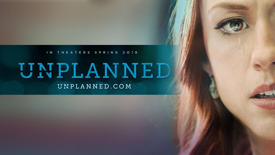 Inesperado (Unplanned) La película provida - image Unplanned-Movie-Poster on http://adulamcrew.cl